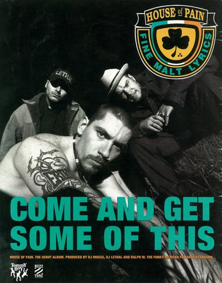 House of Pain @ Queen Mary Events Park - Long Beach, CA