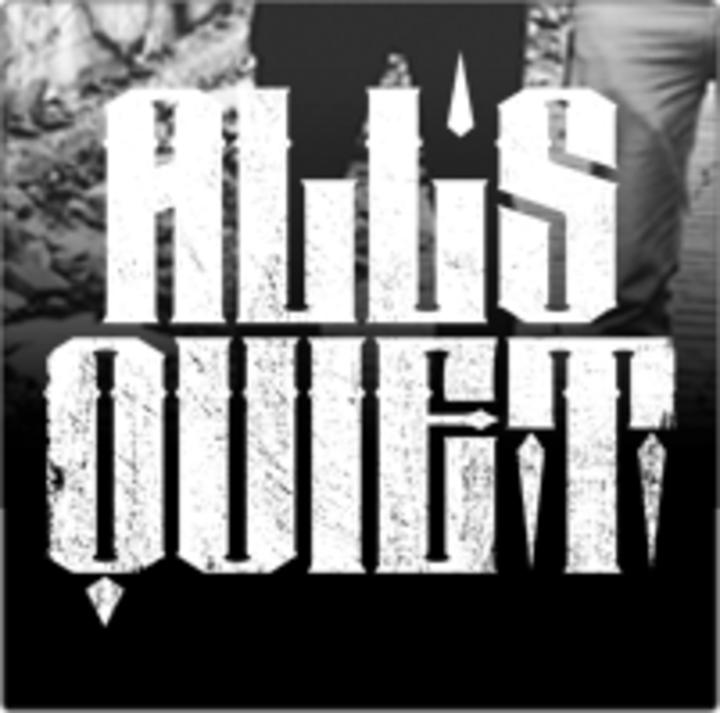 Alls Quiet Tour Dates