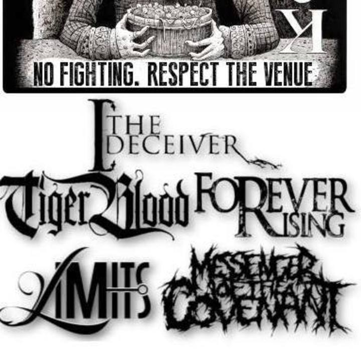 Forever Rising Tour Dates