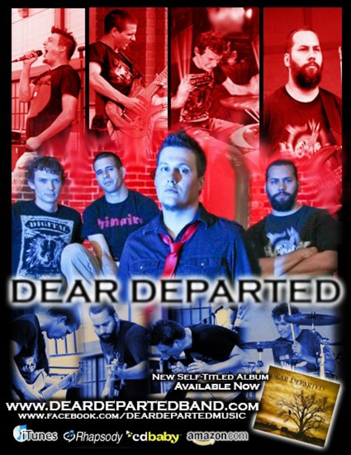 Dear Departed Tour Dates