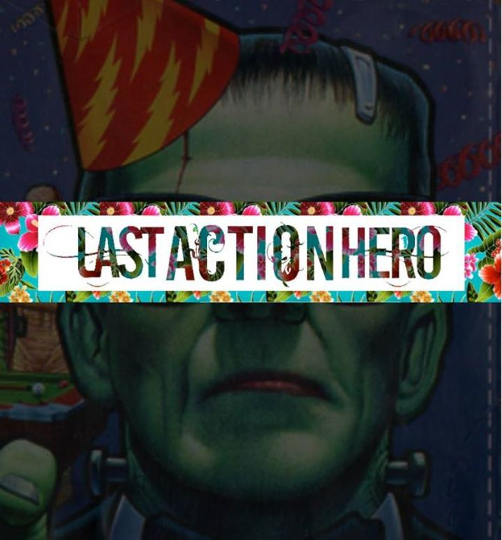 Last Action Hero Tour Dates