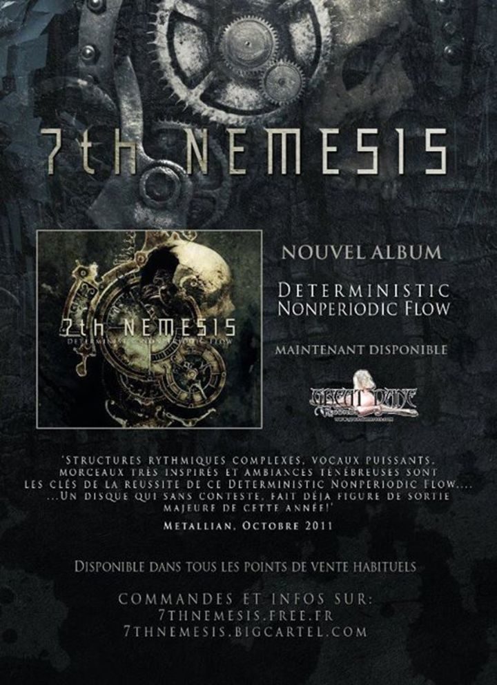 7th Nemesis Tour Dates