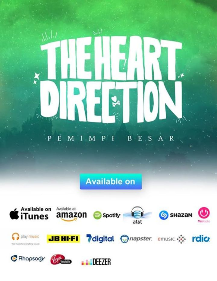 The Heart Direction Tour Dates