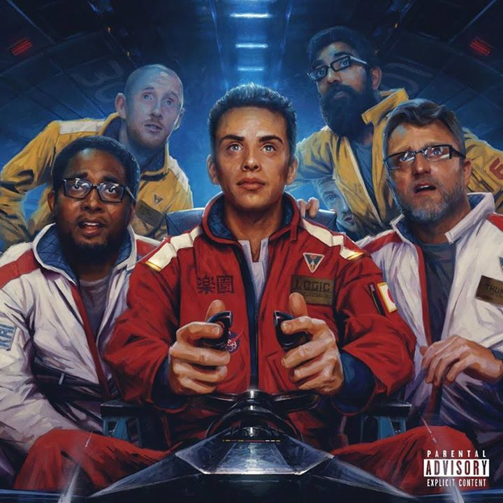 Logic @ Meadowlands Racetrack - East Rutherford, NJ