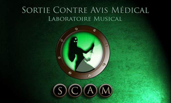S.C.A.M. Sortie Contre Avis Médical Tour Dates