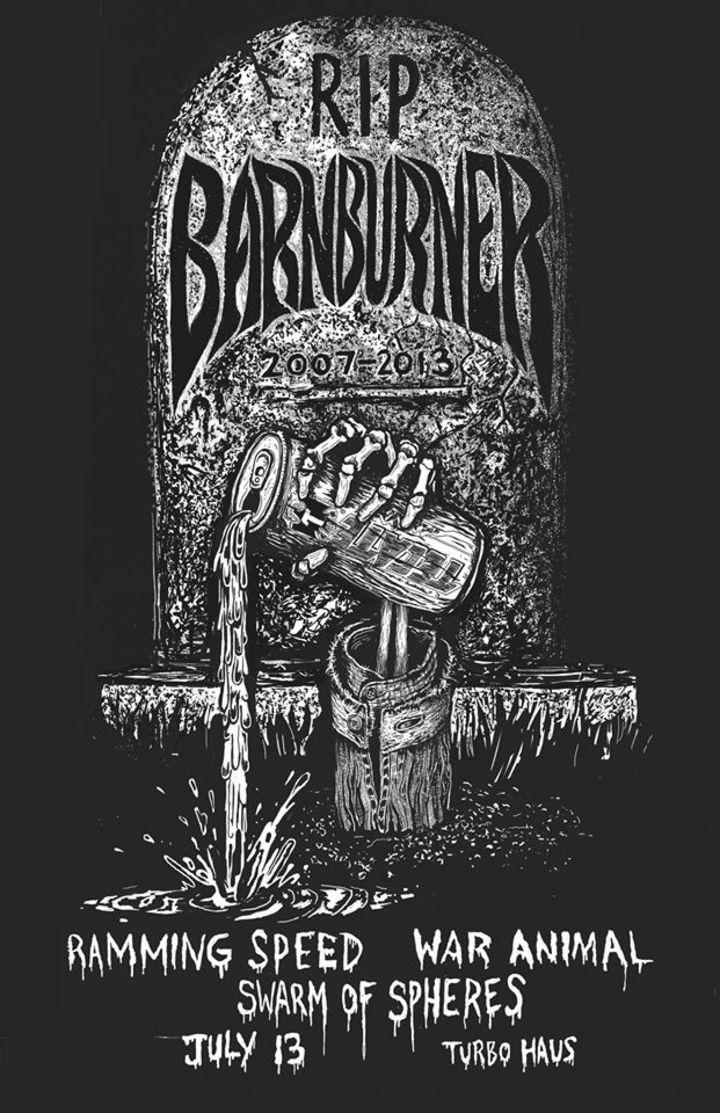 Barn Burner Tour Dates