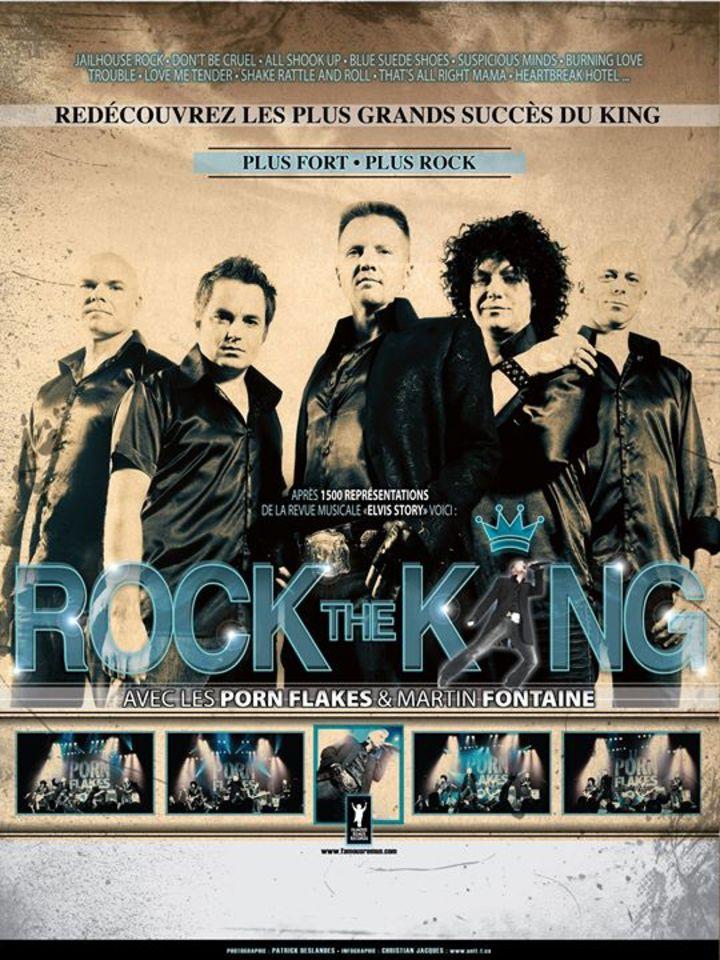 ROCK THE KING Tour Dates