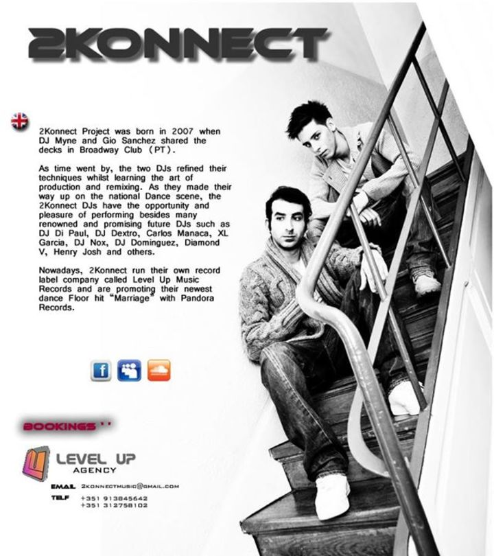2Konnect Djs Tour Dates