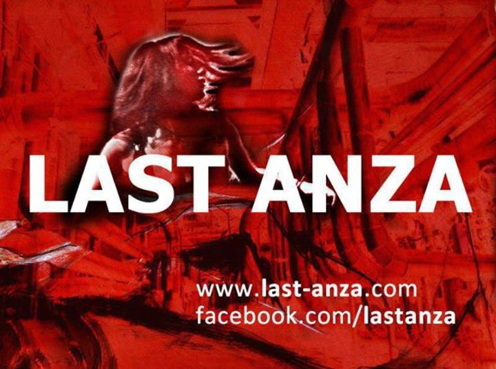 LAST ANZA Tour Dates