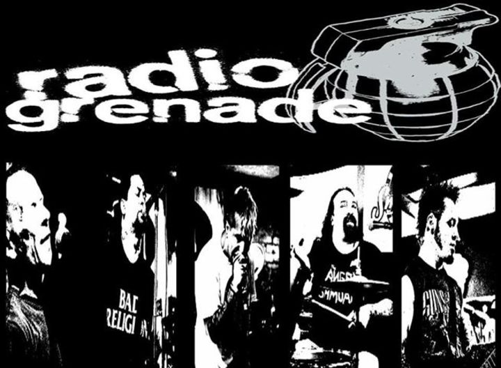Radio Grenade Tour Dates