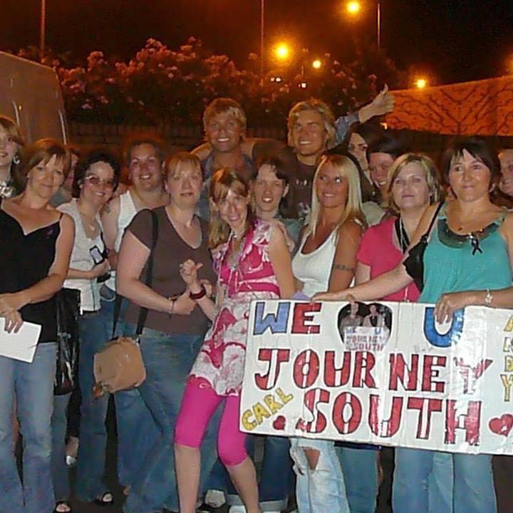 Journey South Tour Dates