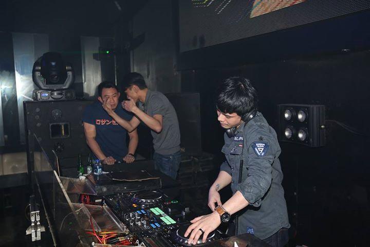 DJ F*Daniel Tour Dates