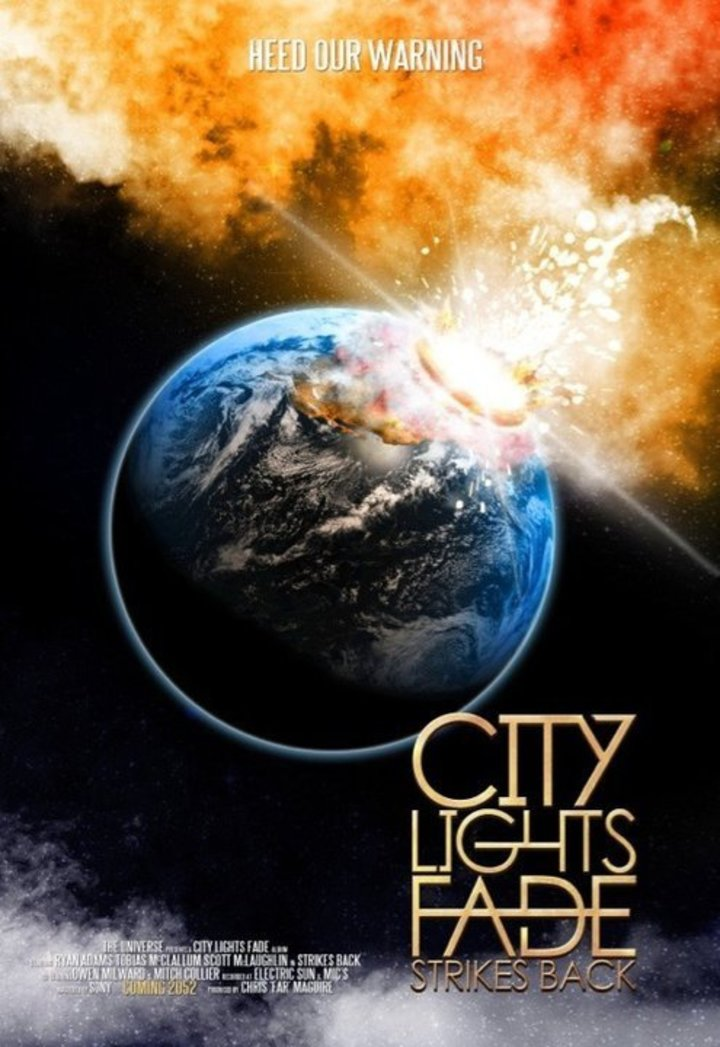 City Lights Fade Tour Dates
