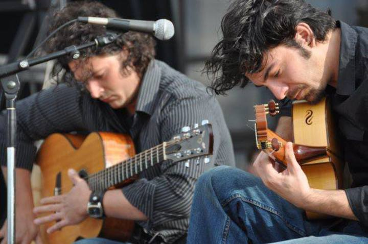 The Andreas Kapsalis & Goran Ivanovic Guitar Duo Tour Dates