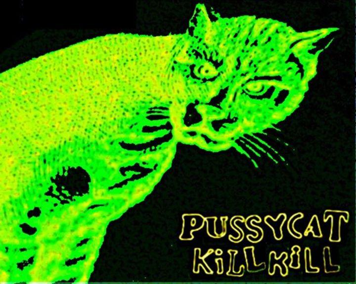 PUSSYCAT KILL KILL Tour Dates
