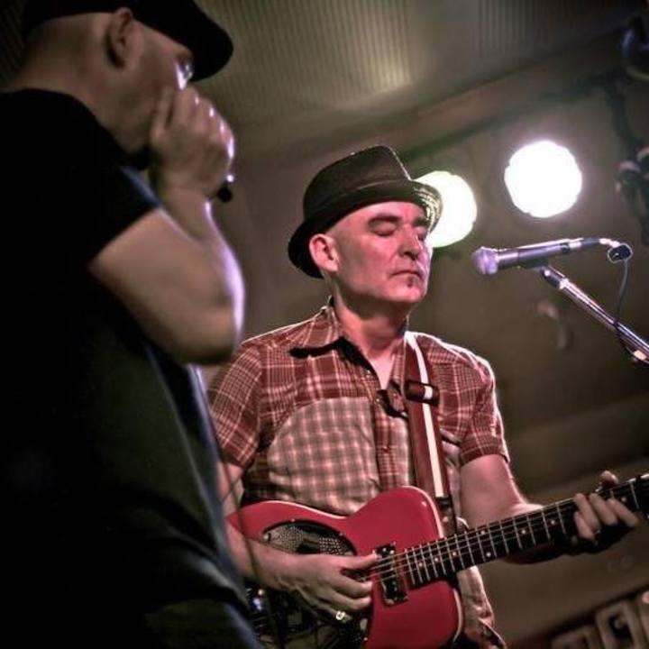 Dom Turner & Ian Collard @ Factory Theatre - Marrickville, Australia