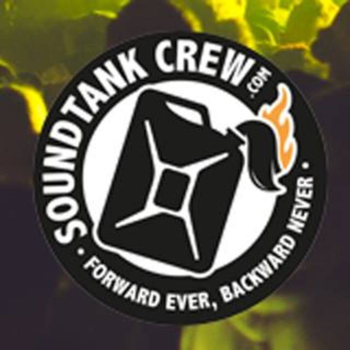 Soundtank Crew Tour Dates