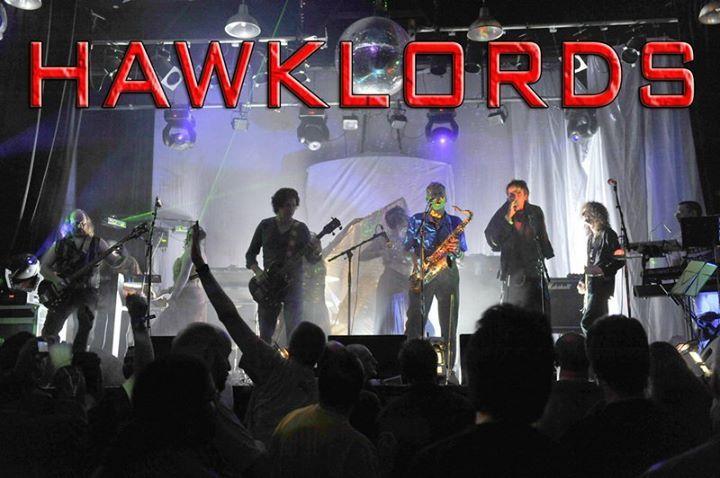 Hawklords Live Tour Dates