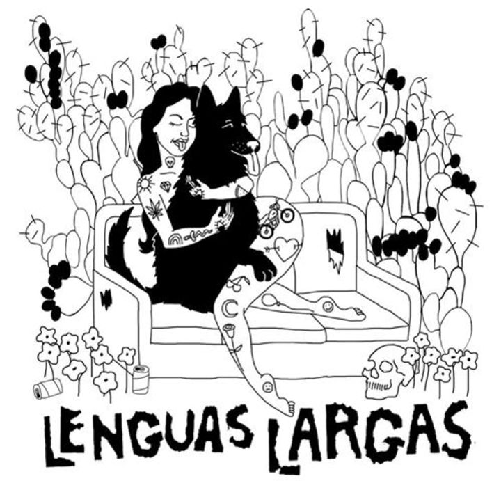 lenguas largas Tour Dates