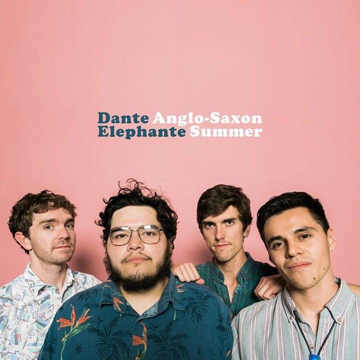 Dante Elephante Tour Dates