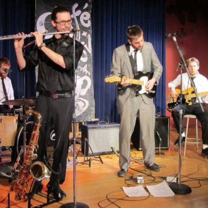 The Brian St. John Quartet Tour Dates