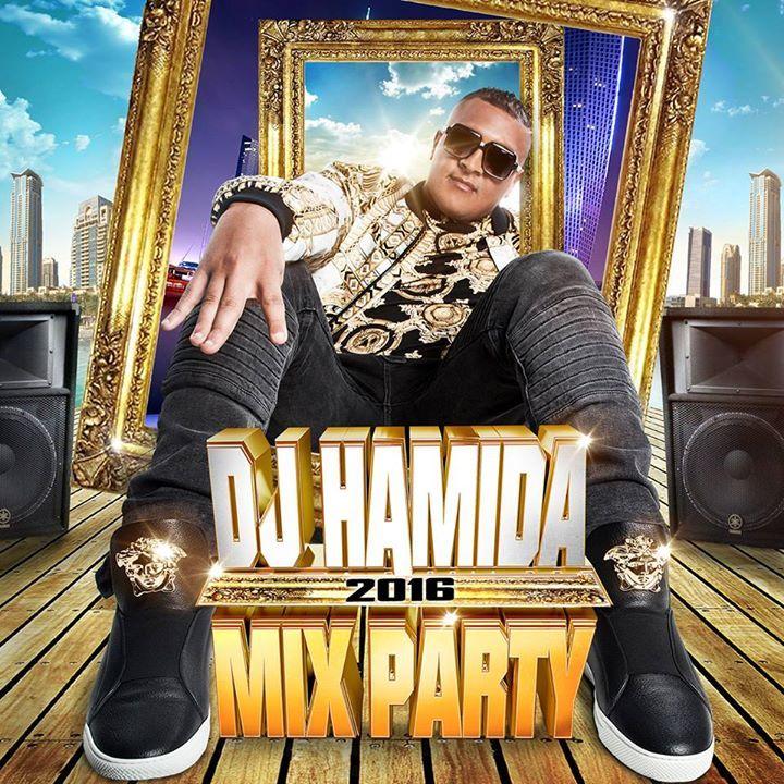 DJ Hamida Tour Dates