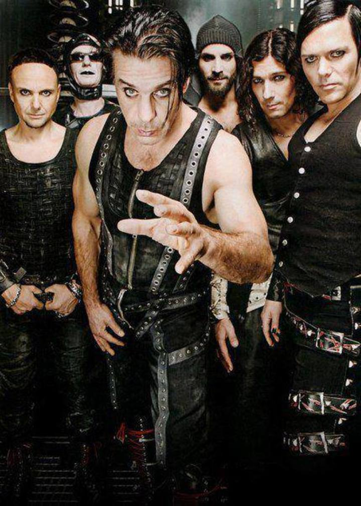Rammstein Mundial Tour Dates