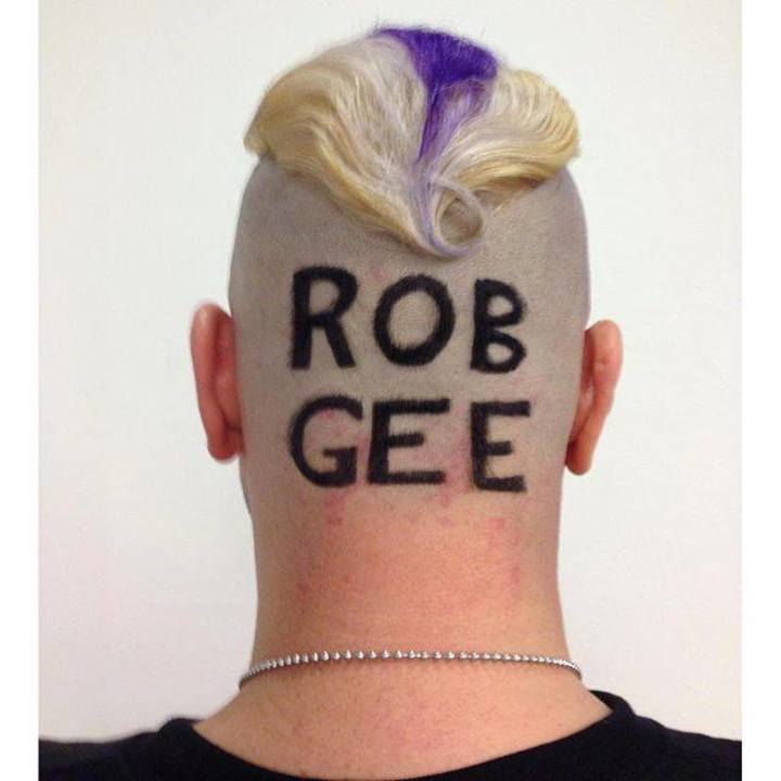 Rob Gee Tour Dates