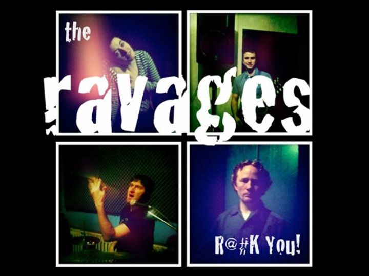 The Ravages Tour Dates