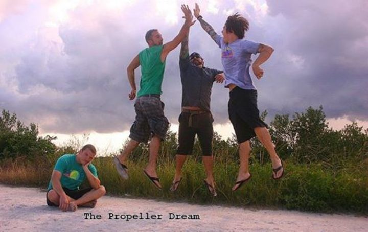The Propeller Dream Tour Dates