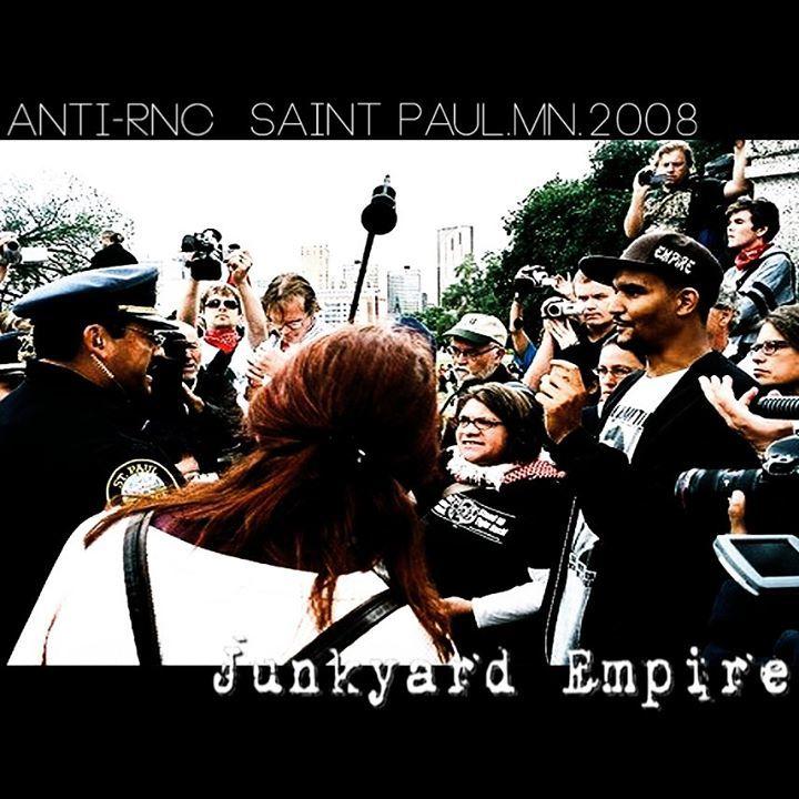 Junkyard Empire Tour Dates