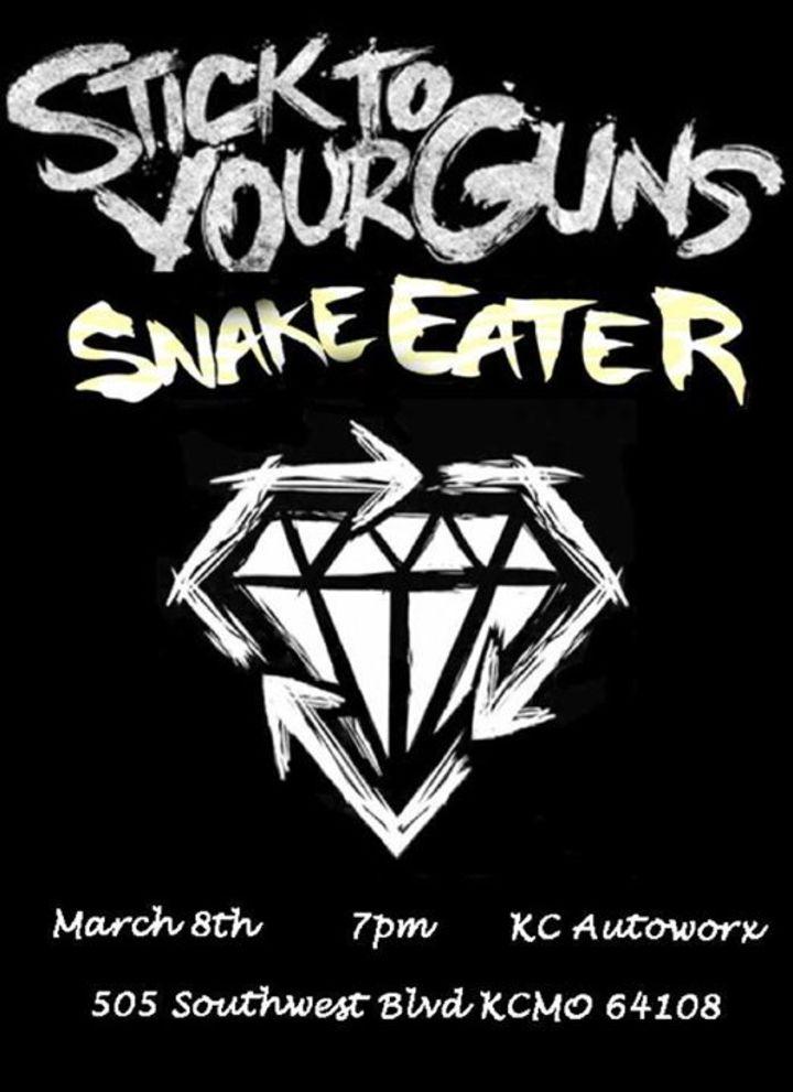 Snake Eater Tour Dates