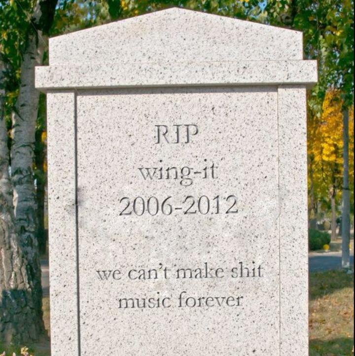 Wing-It Tour Dates