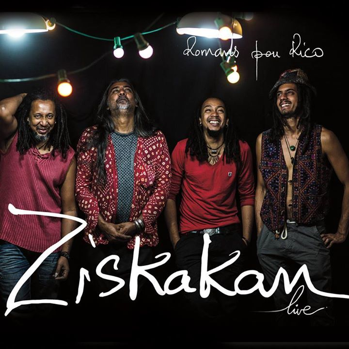 Ziskakan Tour Dates