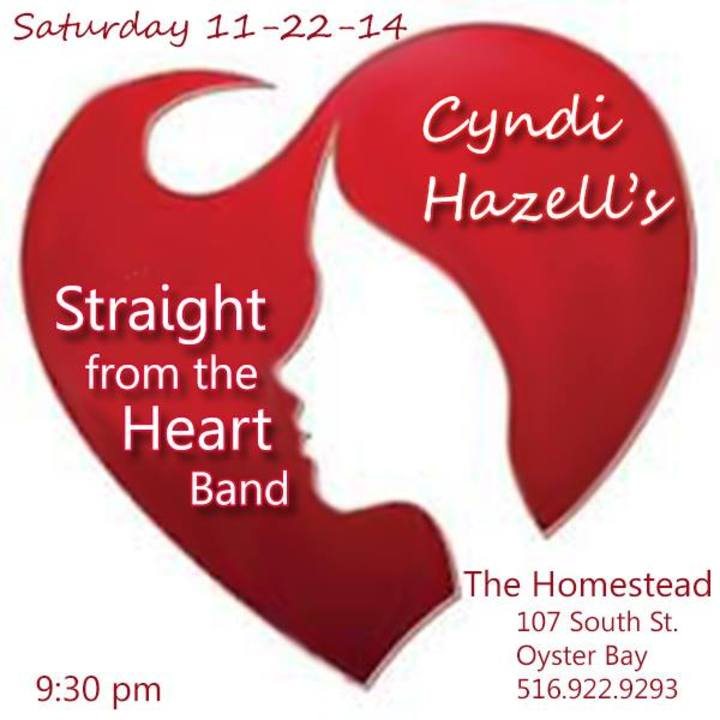 The Cyndi Hazell Band Tour Dates