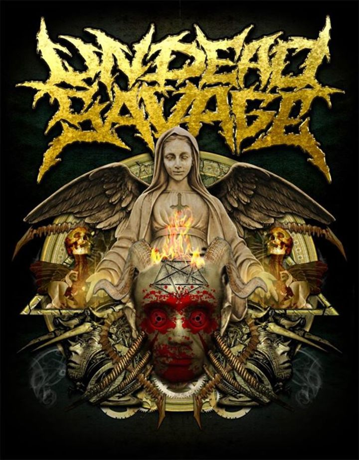 Undead Savage Tour Dates