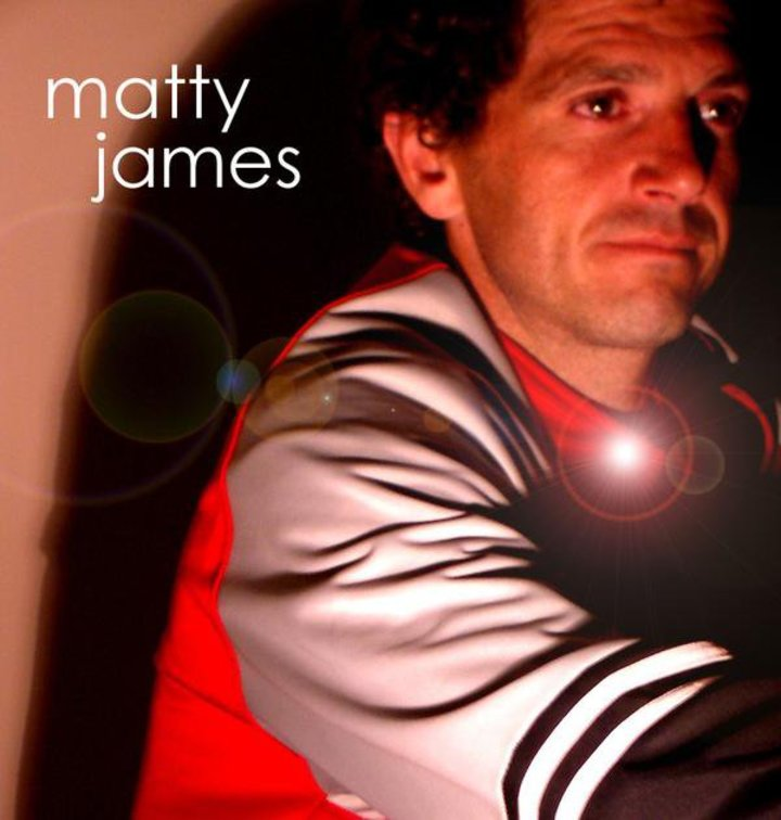 Matty James music Tour Dates