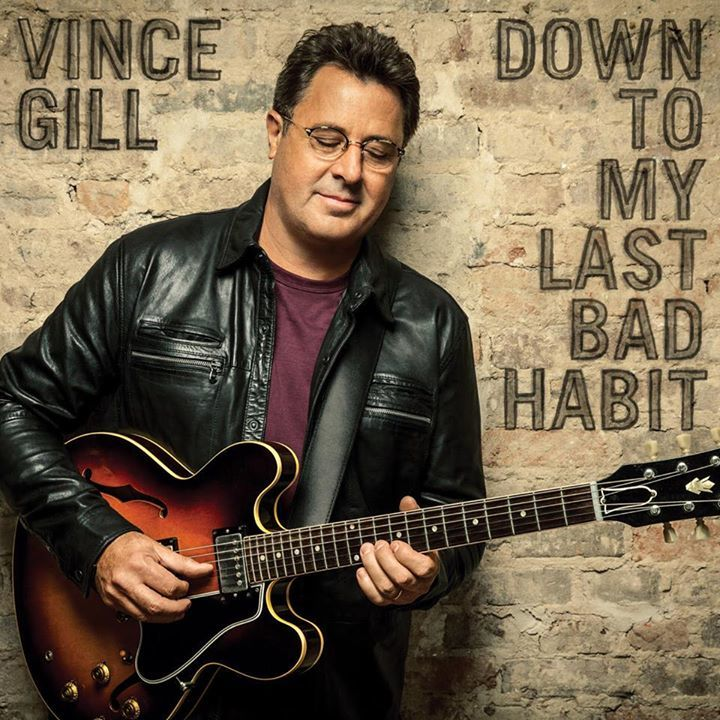Vince Gill @ The Smith Center – Reynolds Hall - Las Vegas, NV
