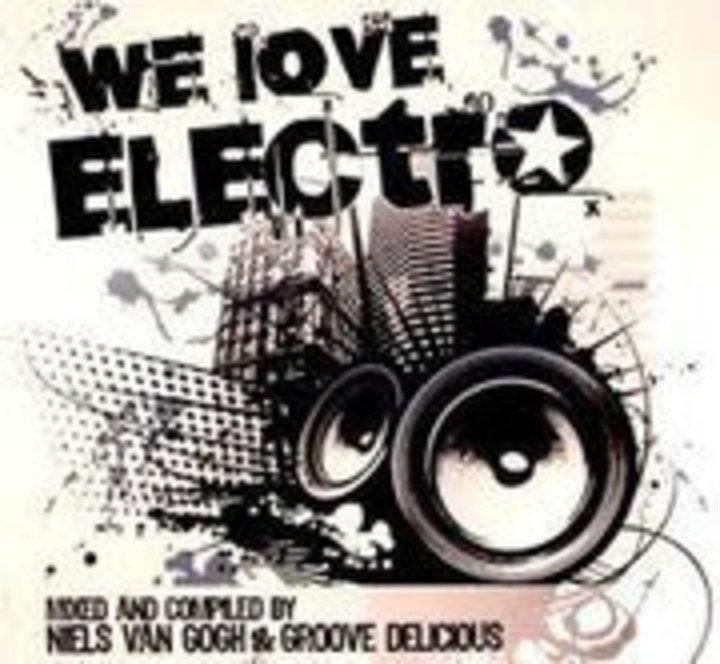 I Love Electro House Tour Dates