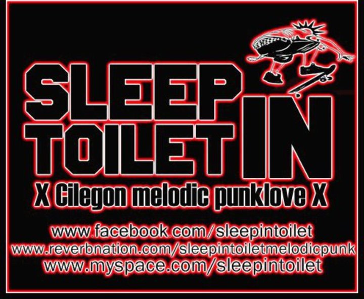 Sleep In Toilet Tour Dates