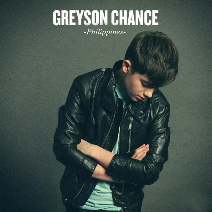 Greyson Chance Philippines Tour Dates