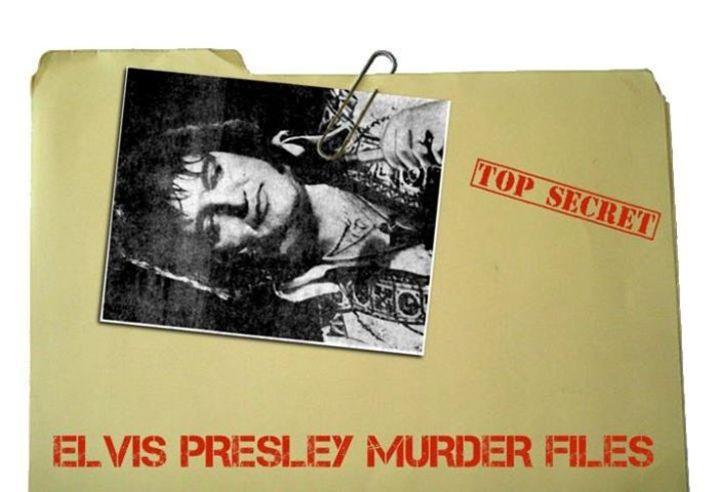 The Elvis Presley Murder Files Tour Dates