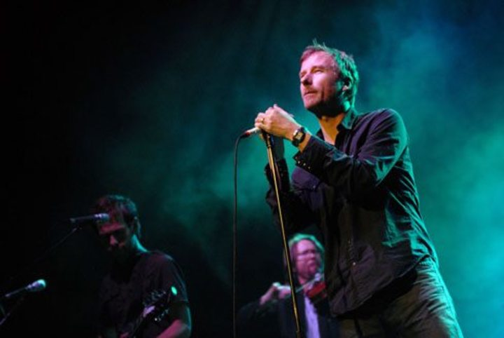 The National (band) Tour Dates