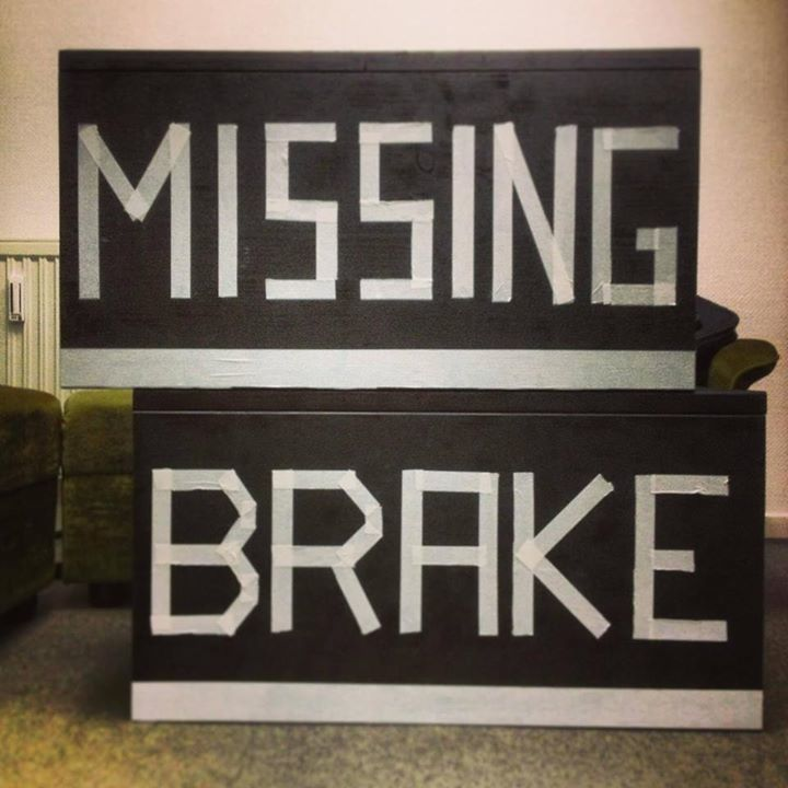 Missing Brake Tour Dates
