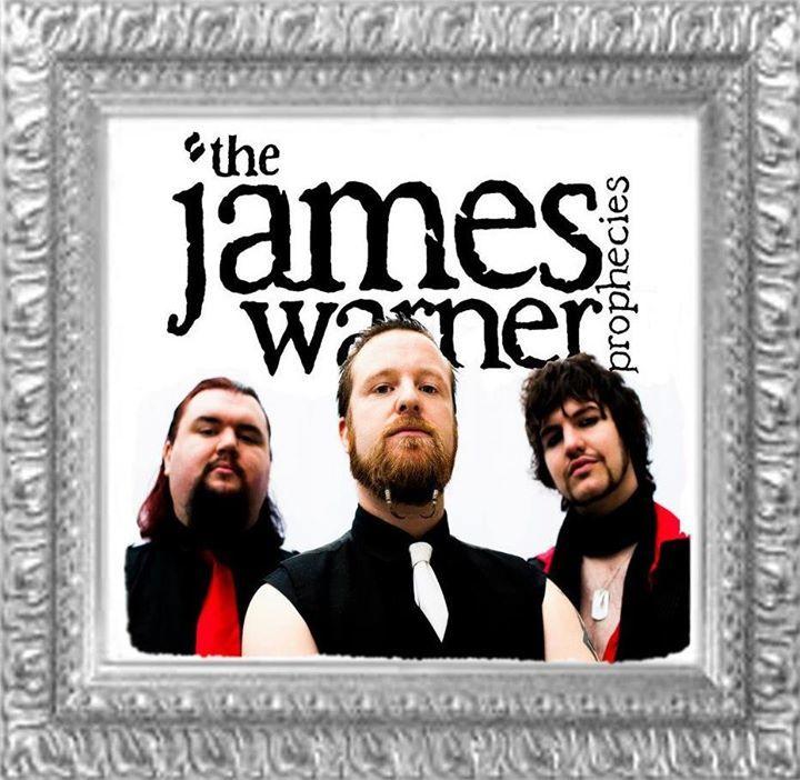 James Warner Prophecies Tour Dates