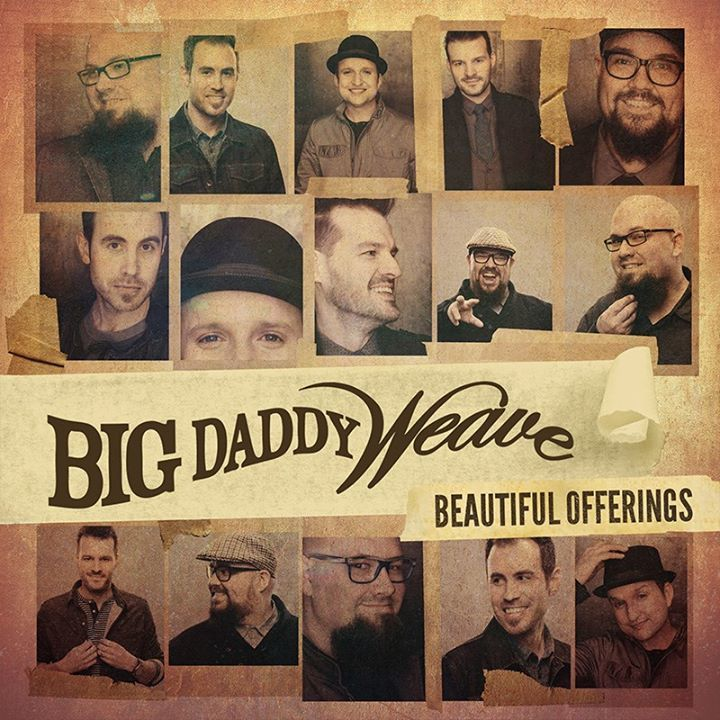 Big Daddy Weave @ Trails West Festival - Civic Center Park - St Joseph, MO