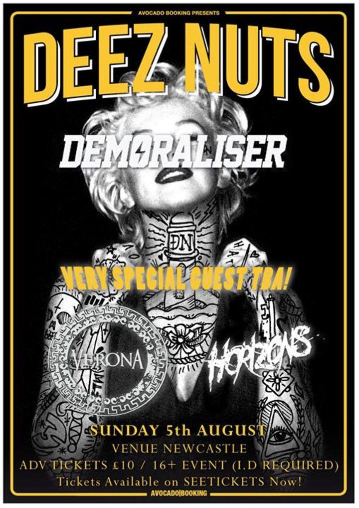 Verona Tour Dates