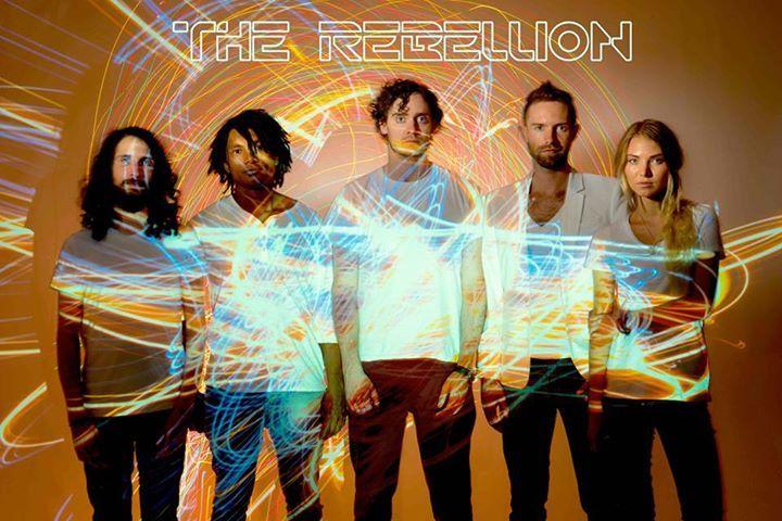 The Rebellion Tour Dates