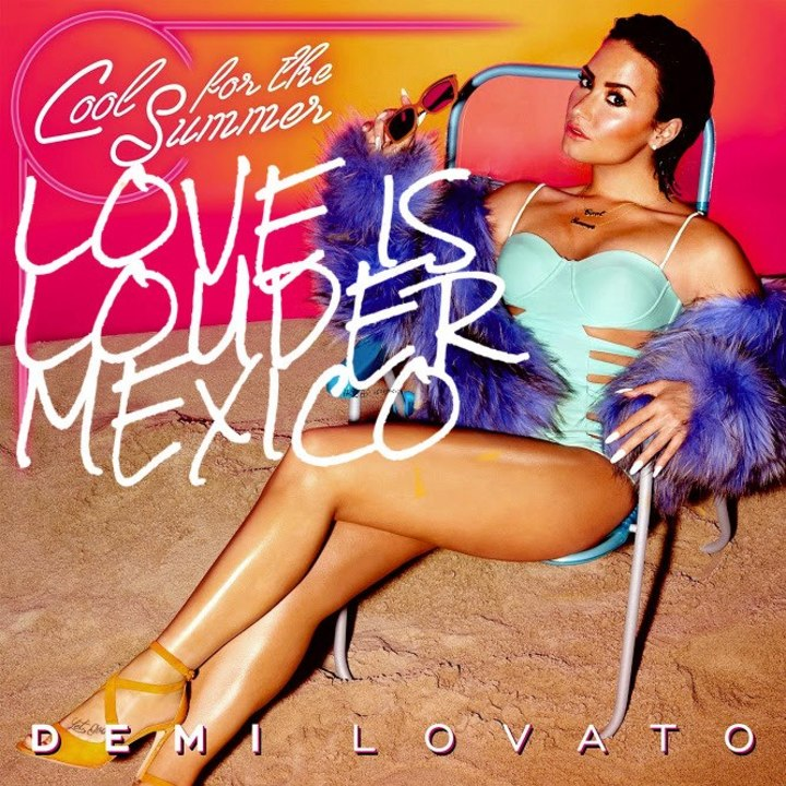 Demi lovato & Love is louderMéxico Tour Dates
