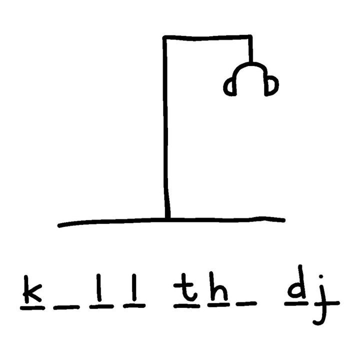 KILL THE DJ Tour Dates
